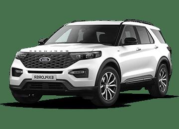 Ford Explorer PHEV